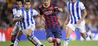 Pronostico Liga 28 Novembre: Barcellona – Real Sociedad